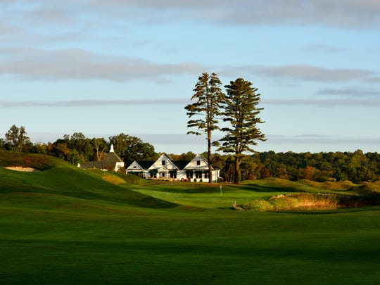 Pound Ridge Golf Club was ranked sixth on Golfweek's Best Places You Can Play in New York State.