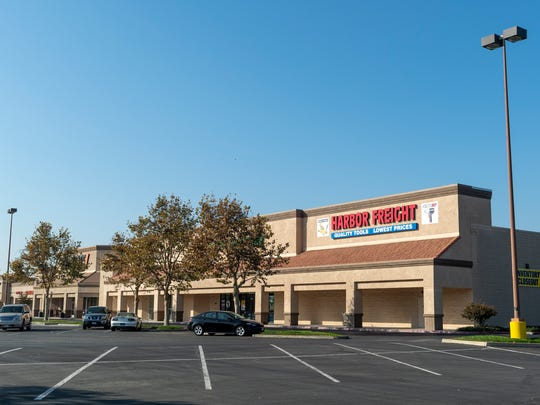 Tulare Pavilion shopping center now includes Ross, D.D.'s Discount, Dollar Tree and Freight Tools in spaces that used to host K-Mart and Mervyns.