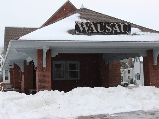 The old Wausau train depot will be the home of the