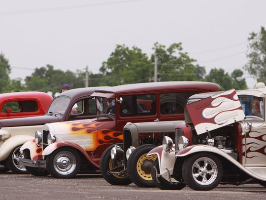 Birthplace of Route 66 Festival & Car Show on Saturday