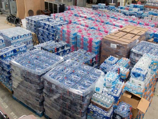 WSD water delivery