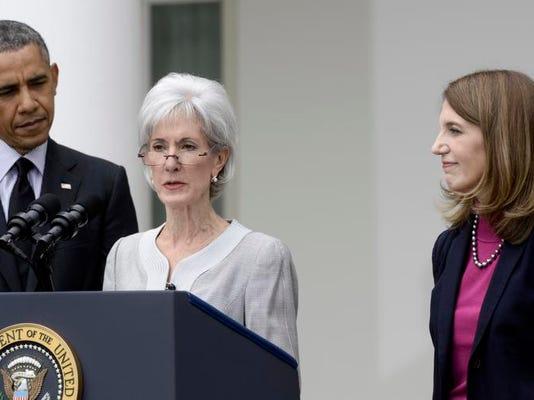 Obama Health Secretary Resignation