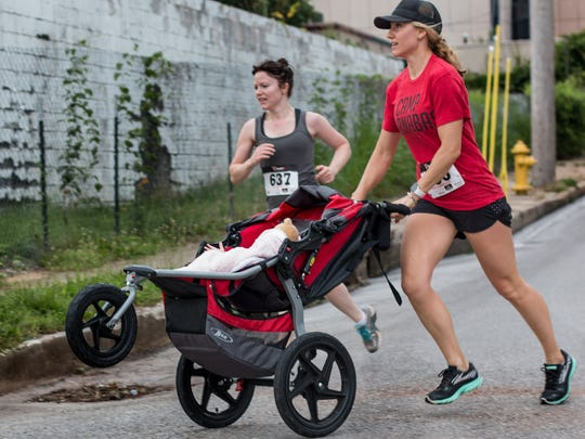 Timed and untimed 5K races are part of the Festival on the Edge.