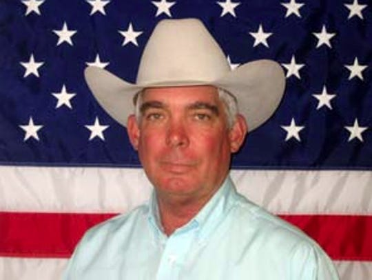 Larry Dever was the Cochise County Sheriff and died