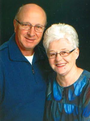Steve and Rosie Weyer - 50th Wedding Anniversary