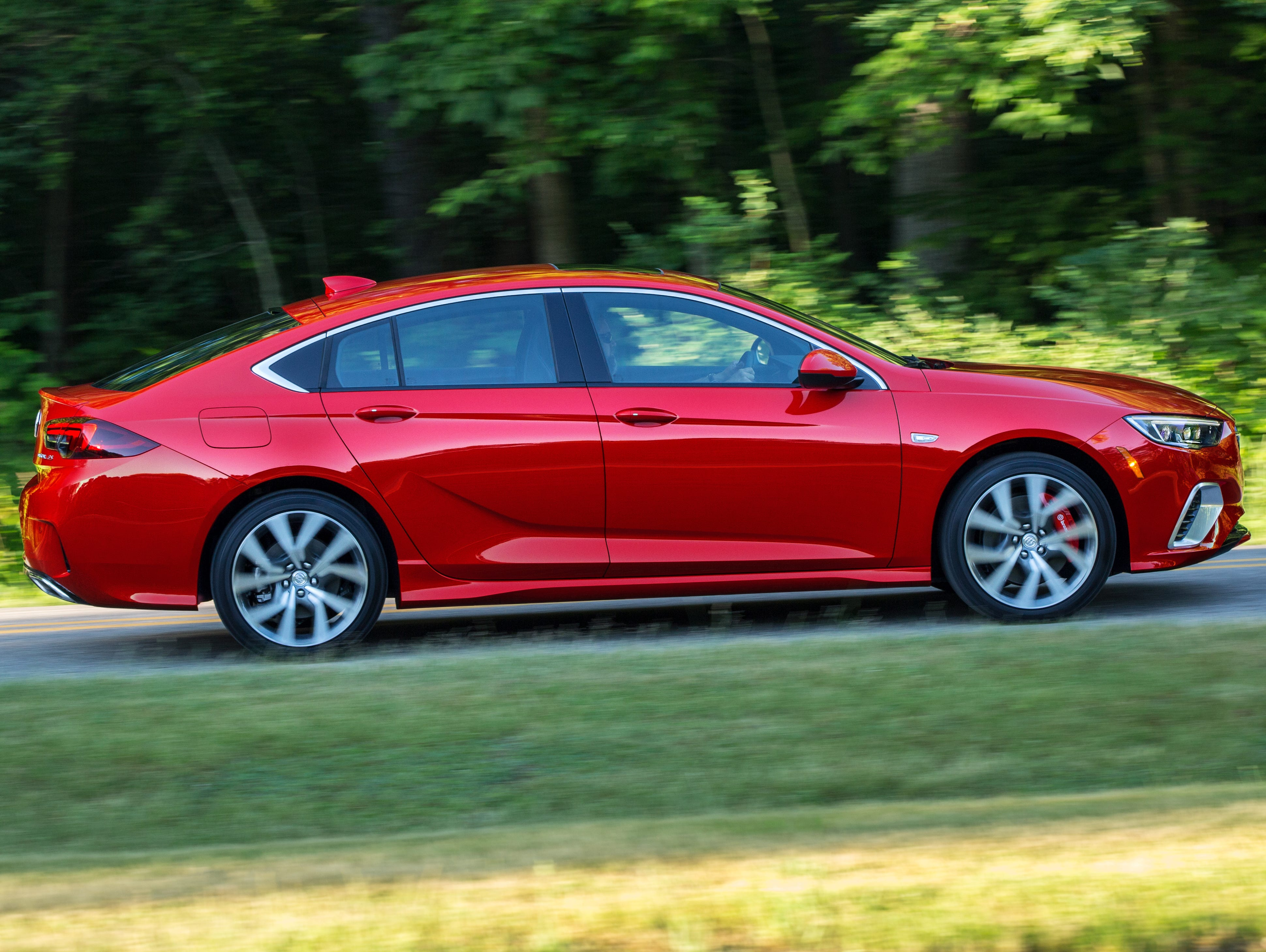 2018 Buick Regal Gs: Buick Regal Turbo Exhaust At Woreks.co