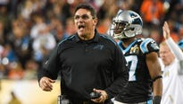 Panthers coach Ron Rivera says the NFL must take action with player safety hanging in balance.