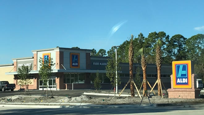 Port St. Lucie's second Aldi opens March 23.