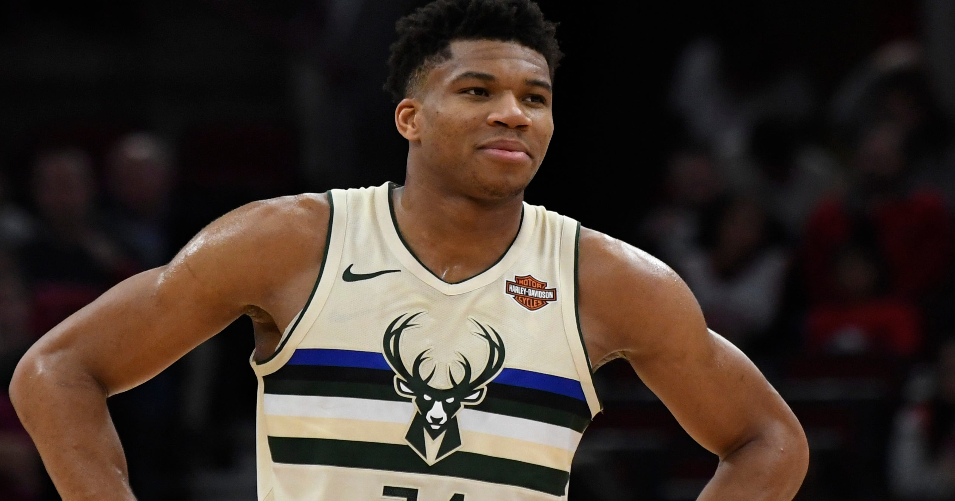 NBA All-Star Game  Legend of Giannis Antetokounmpo grows in Milwaukee 5e17e37df