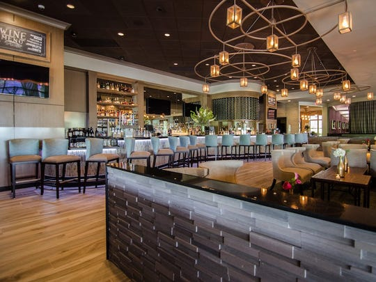 The newly renovated bar and dining room at Shadows on the Hudson in Poughkeepsie. Game On drink and food specials are offered every Monday, Thursday and Sunday.