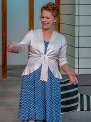 "Daily: Sharon Sharth stars in The CVRep production of ""The Goat, or Who is Sylvia?"""