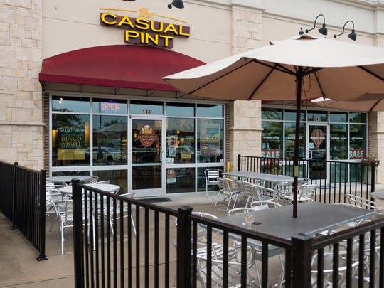 The Casual Pint in Farragut is featuring Casual Mondays Acoustic Blues Jam. The location is also building a kitchen and the owners are hoping to start serving food in September.
