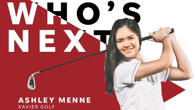 Who's Next? Ashley Menne is among the next wave of up-and-coming standout high school athletes in Arizona.
