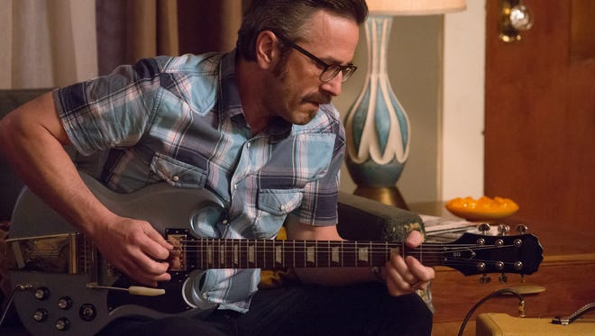 """Marc Maron is shown in a scene from the scripted comedy """"Maron,"""" whose second season on IFC airs Thursdays at 10 p.m."""