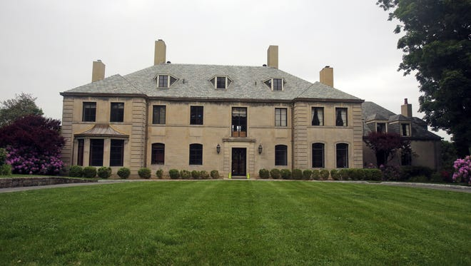 This mansion in Irvington will become the state's only residential treatment facility for eating disorders.
