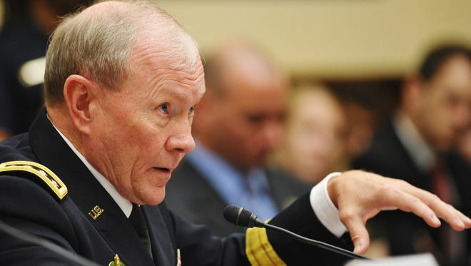 Gen. Martin Dempsey said Israel and the United States are closer now in their assessment of the threat Iran poses.