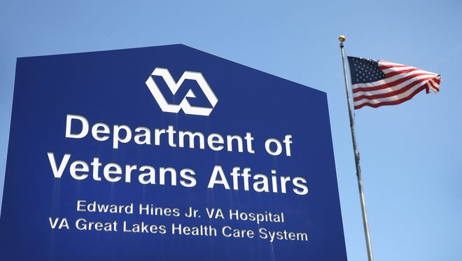 A Veterans Affairs facility in Hines, Ill.