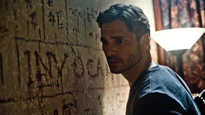 "Eric Bana in a scene from the motion picture ""Deliver Us From Evil."""