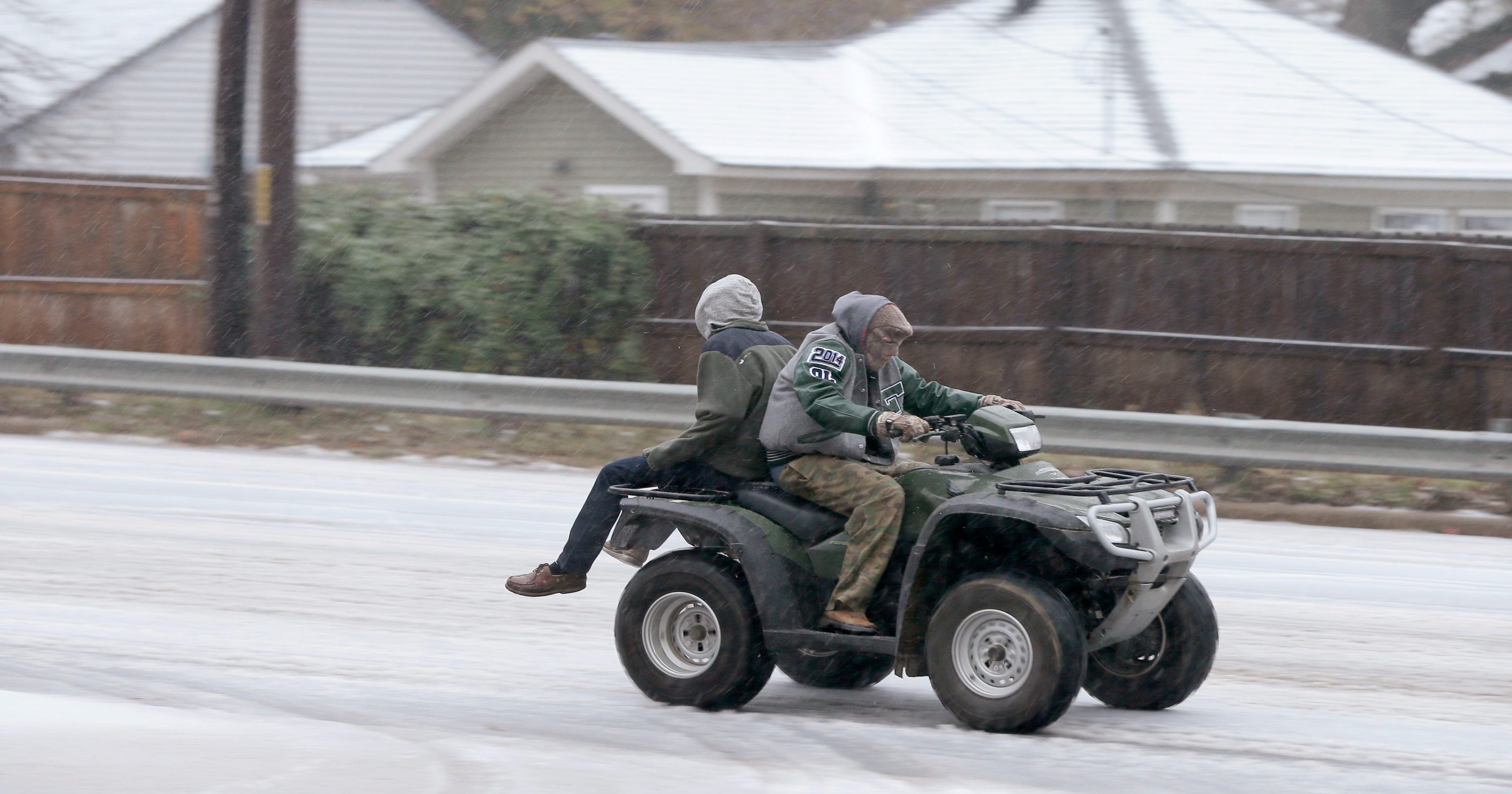 Study: ATV crash deaths rising on public roads