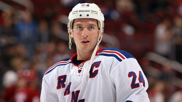 Is Ryan Callahan on the verge of a contract extension with the Rangers?