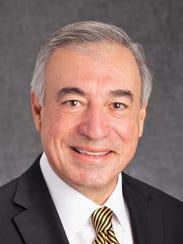 Ruben Guerra, vice-chairman of the Paso del Norte Health