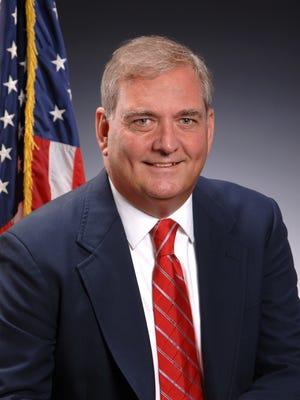 First-term Kenton County Judge-executive Steve Arlinghaus