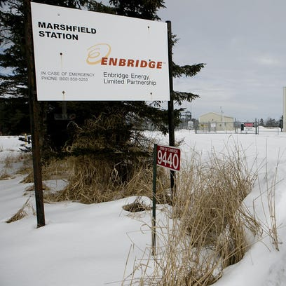 Group only aims to stop Enbridge expansion