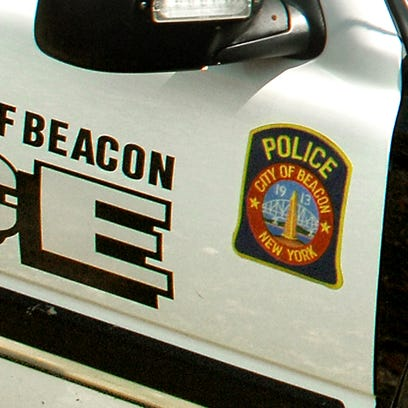 City of Beacon Police car in 2007.