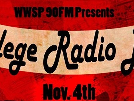 College Radio Day will take place on WWSP 90FM on Nov.