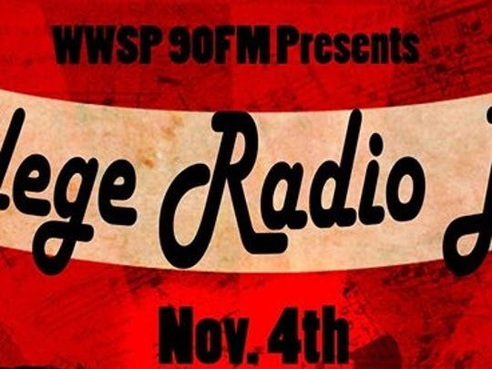 College Radio Day will take place on WWSP 90FM on Nov. 4, 2016.