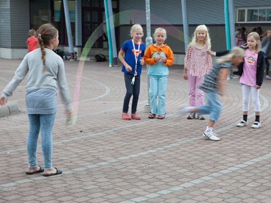 Child development experts agree recess is just as important