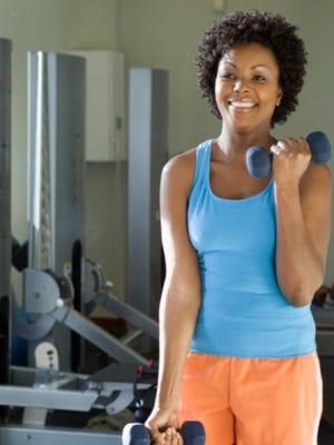 UW Extension will host a women's strength training