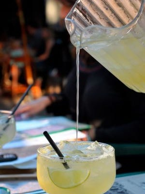 Pitchers of margaritas are back!