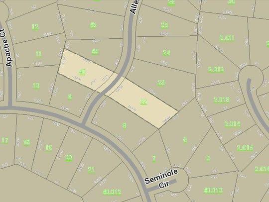These two properties in the Arrowhead neighborhood