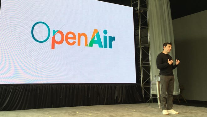 Airbnb CEO Brian Chesky opens the company's Open Air tech conference by addressing the recent racist incidents that have plagued the site.