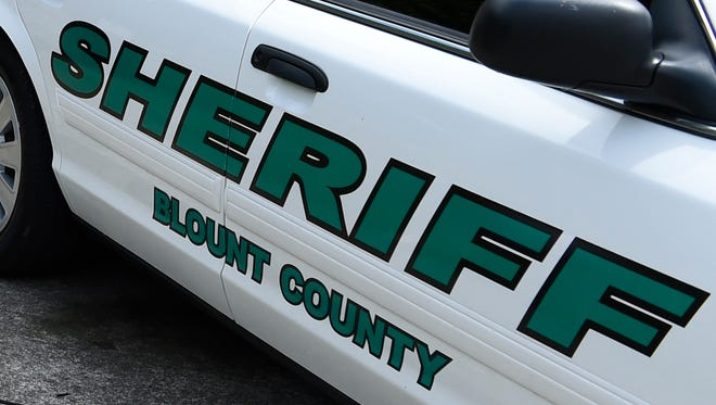 Blount County Sheriff's Office logo.