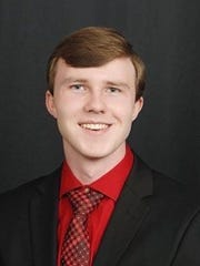 David Wahl, the son of Steven and Kim Wahl of Evansville, plans to study biology at the University of Southern Indiana.