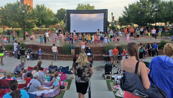 Greer City Park is hosting a viewing party for the Great American Eclipse beginning at noon Aug. 21.