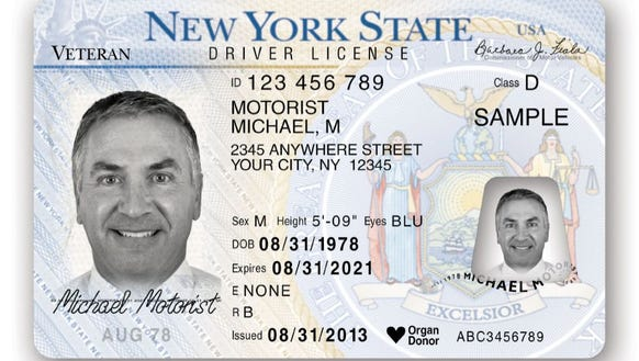 DMV-Veteran-License