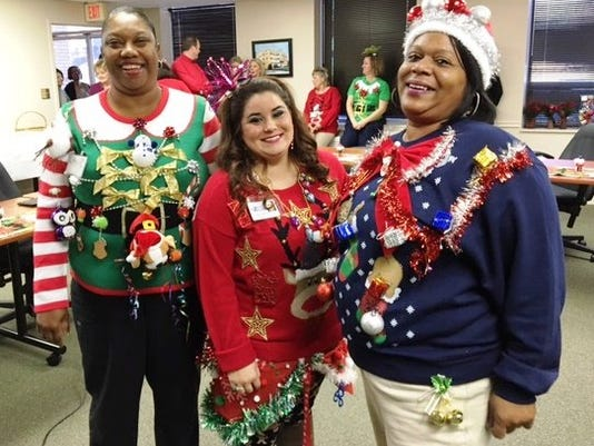 public library to offer solution for ugly sweater day