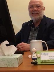 Dr. Carlos Castillo, a Bellin Health psychiatrist,