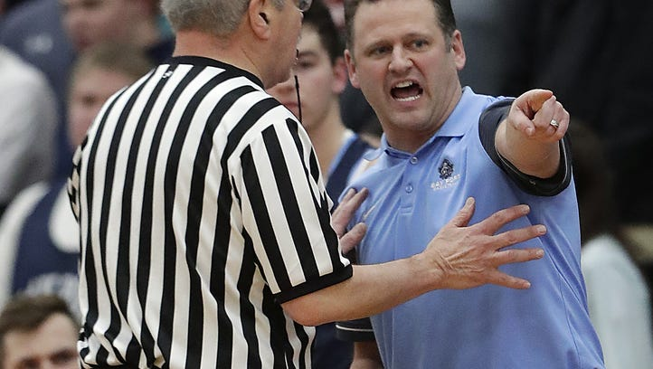 Bay Port boys coach Nate Rykal loves the unselfishness