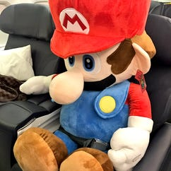 How Super Mario became the Nashville Predators' unofficial mascot