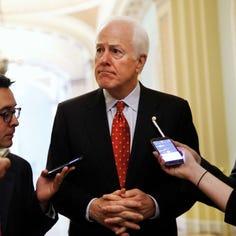 John Cornyn calls for U.S. Senate to treat both Kavanaugh and accuser fairly
