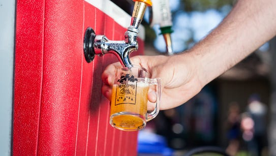 The Monterey Beer Festival returns this Saturday.