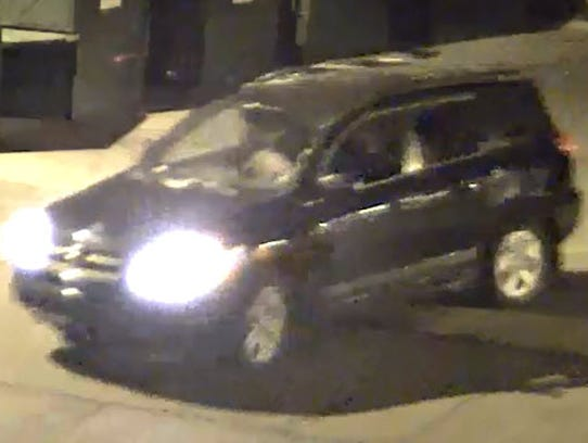 Westland Police are looking for two suspects for stealing