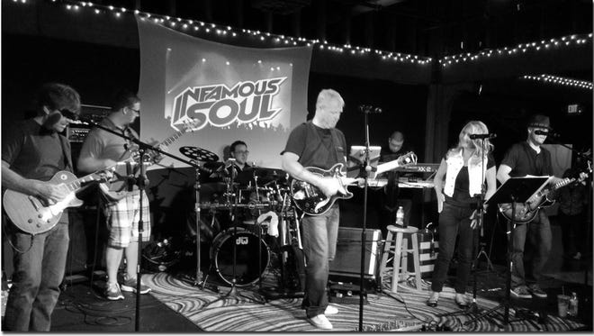 Infamous Soul covers '70 to '90s rock.