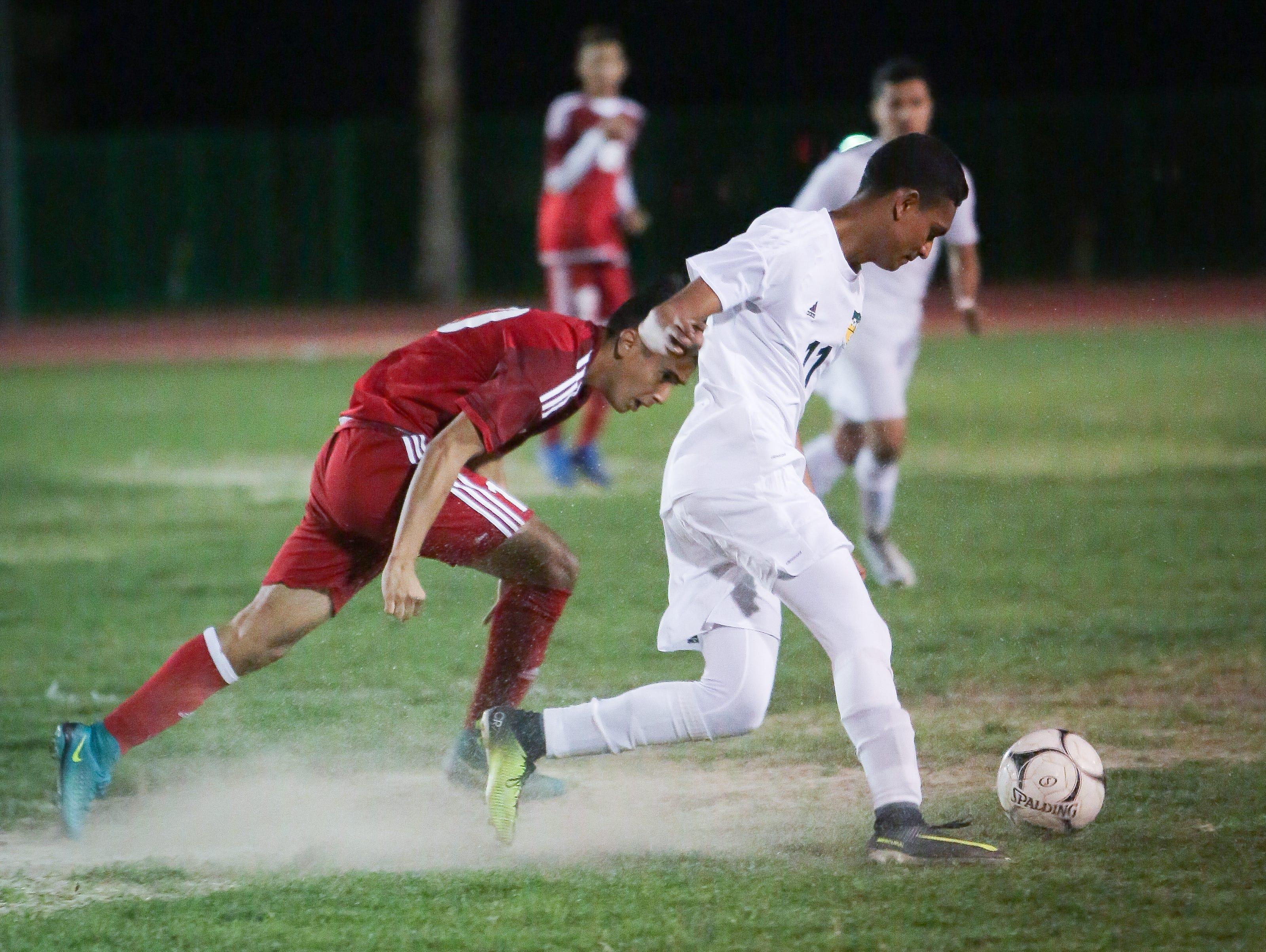 Desert Mirage defeats Coachella Valley to extend win streak to 10 games.