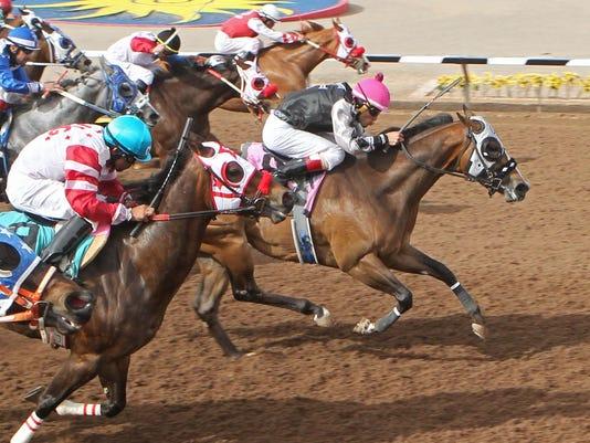 636581203349074719-EVERYBUDDYS-TALKIN---The-Sunburst-Stakes-RGIII---03-31-18---R10---SUN---Finish.jpg