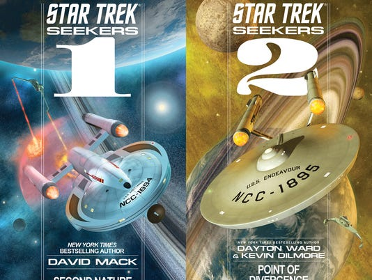 Star Trek covers